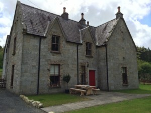 Clashganny House Restaurant - 6 mins drive from Borris on the New Ross road