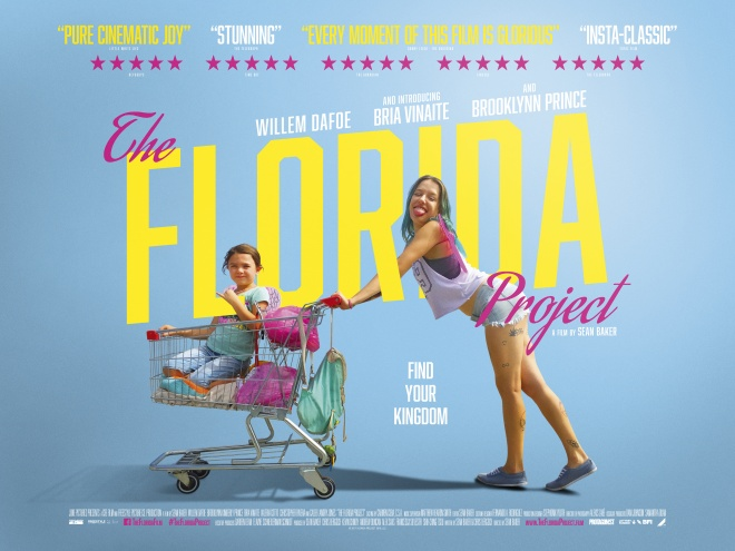 Florida Project, The Quad Poster