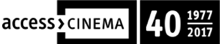 access cinema 40 logo