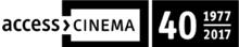access cinema 40 logo